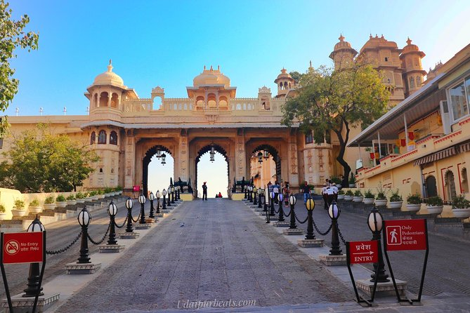 6 Days Golden Triangle with Udaipur Tour : Delhi, Agra, Jaipur