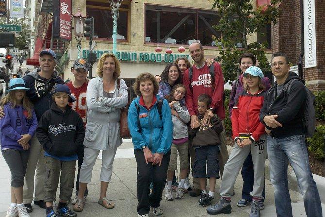 Circuit de chasse au trésor et à la chasse au trésor à San Francisco pour les familles