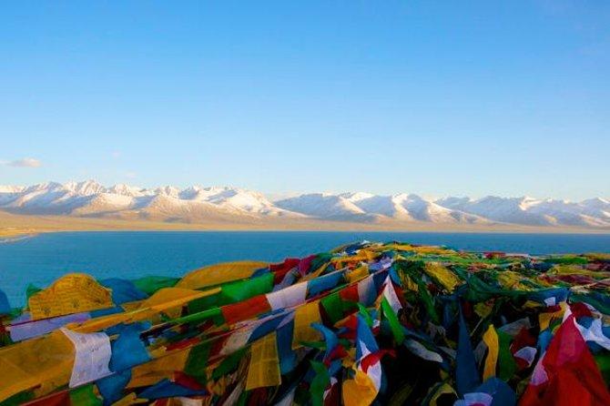 Tour privato di 6 giorni di Lhasa e Tibet Nomad Culture da Chengdu