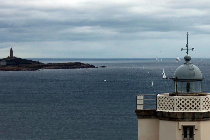 A Coruña Private Walking Tour from Santiago de Compostela