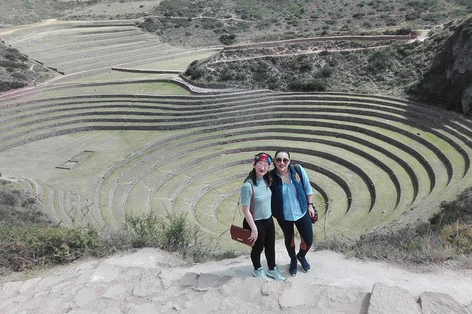 A Half Day - Maras Moray And Salt Flats From Cusco