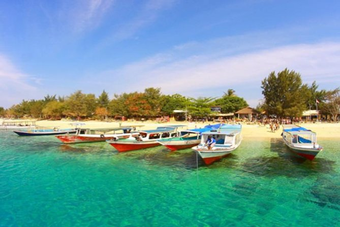 Full-Day Lombok Island Hopping (Standard)