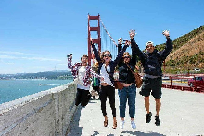 Skip The Bus: San Francisco By Luxury Van Tour