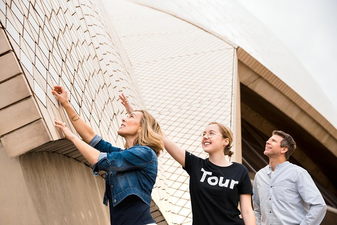 Sydney Shore Excursion: Sydney Opera House Walking Tour