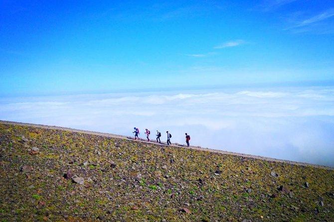 Mount Tarumae Hiking Day Trip