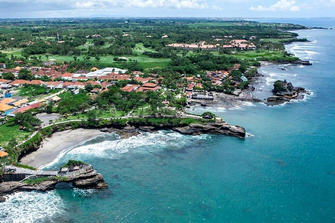 Tanah Lot Temple Helicopter Tour