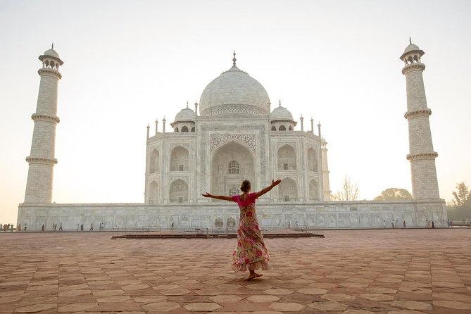 Agra City Tour By Car