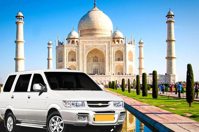Luxurious Agra City Tour By Car