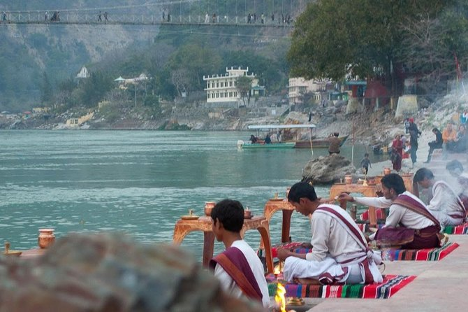 Experience Spiritual Culture in Rishikesh with a local - A Unique Walking Tour
