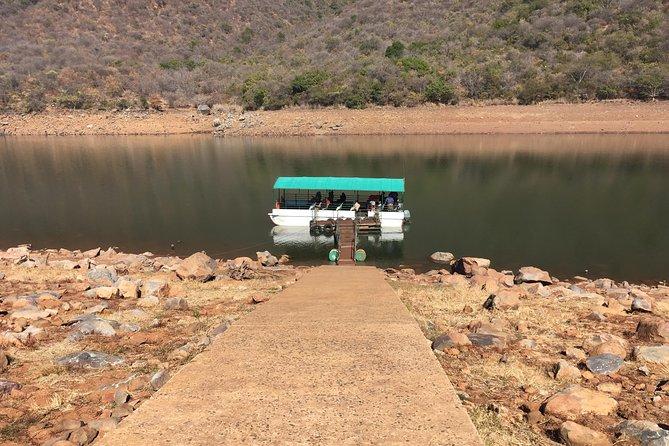 Combinazione di crociera in barca Moholoholo e Blyde Dam