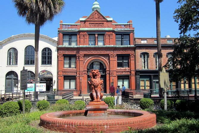 Historic Savannah Guided Walking Tour