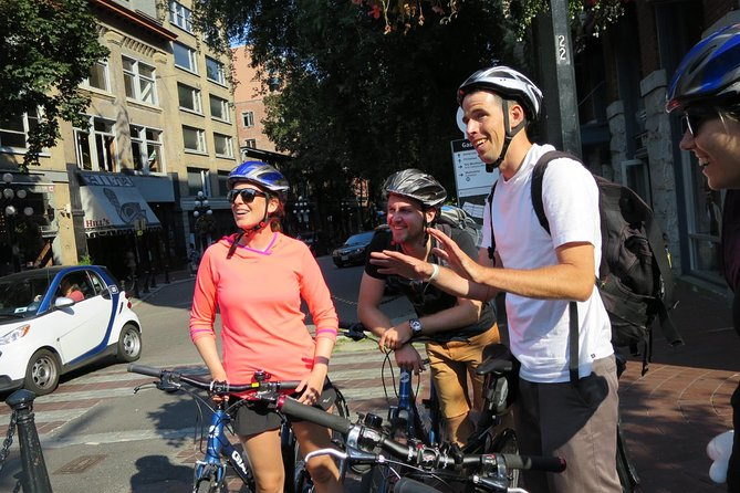 Small-Group Afternoon Bike Tour of Vancouver