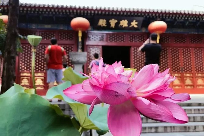 Private Beijing Spiritual Tour with Lunch and Tea Ceremony