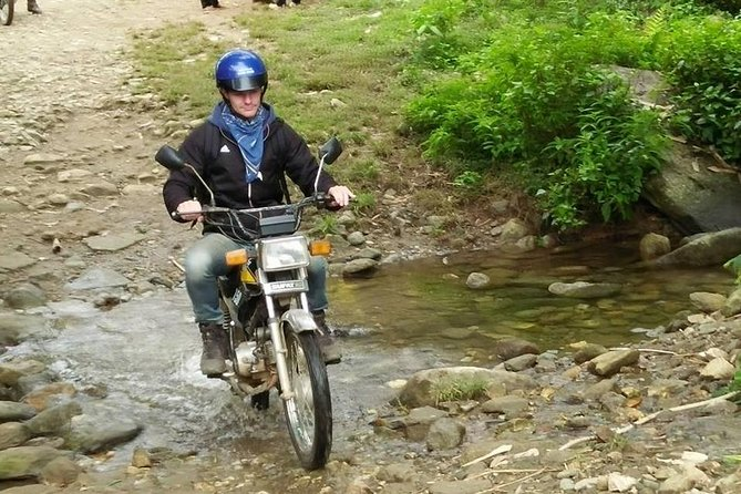 Vietnam Motorbike Tour to Ha Giang-Ba Be Lake 5day