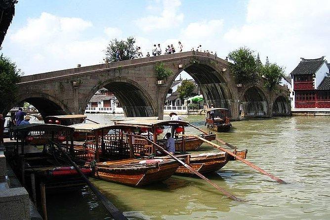 A Half Day Trip To Zhujiajiao from Shanghai