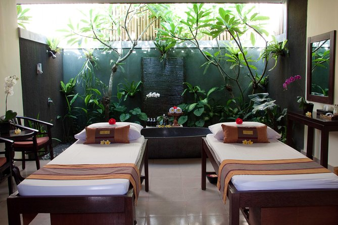Bali Airport Departure Transfer with 2-Hour Spa Treatment