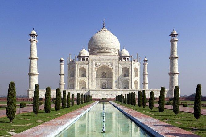 Private Taj Mahal tour from Delhi