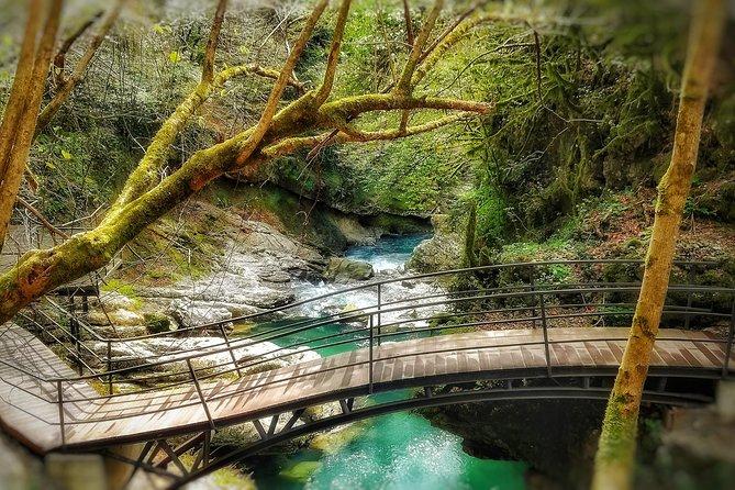 Martvili Canyon, Prometheus Cave Natural Monument, Monasterio de Gelati
