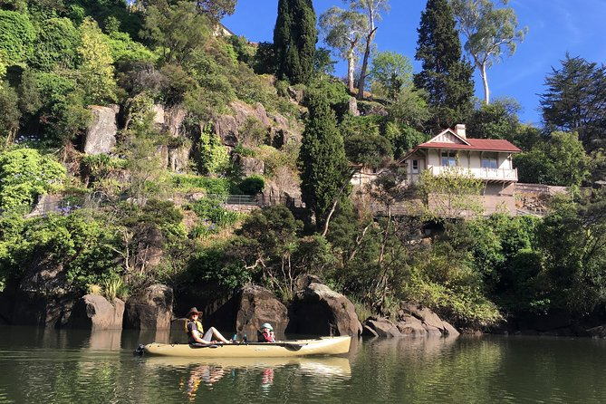 Guided Canoe Tour on Launceston's Tamar River