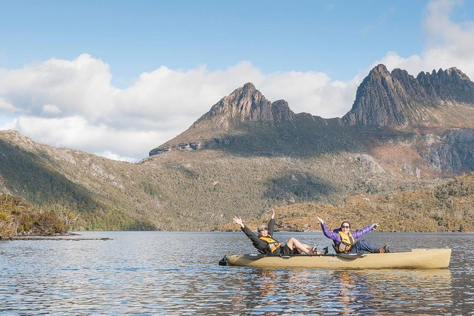 Cradle Mountain Walking und Campfire Experience