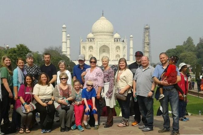 Awesome Same Day Agra Tour from Delhi