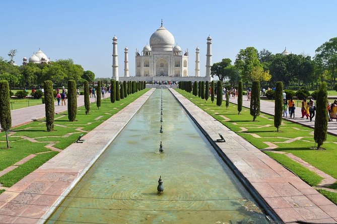 Taj Mahal Agra Tour by Car from Delhi