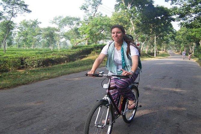 Excursão de aventura de 4 dias em Srimangal com excursão de bicicleta