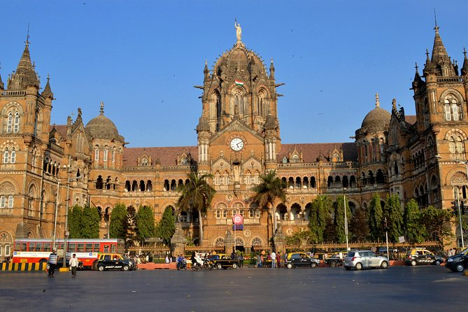 Private Half-Day Mumbai Colonial Heritage Walking Tour