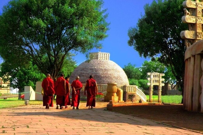 Private Full-Day Tour of Sanchi and Udayagiri from Bhopal