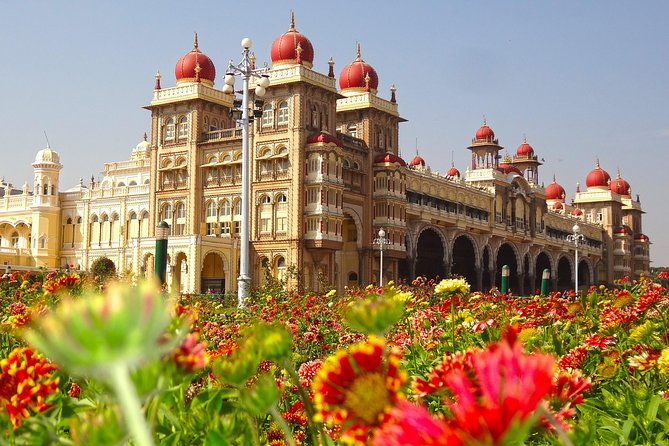 Private Full-Day Mysore Tour with Visit to Srirangapatna