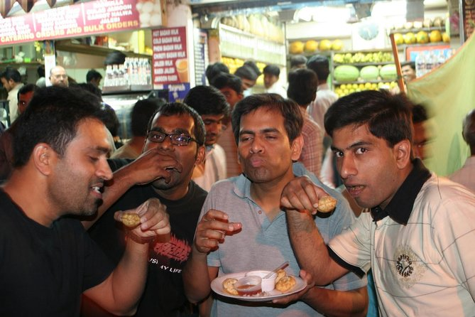 Privater Bengaluru Food Walking Tour mit Abendessen