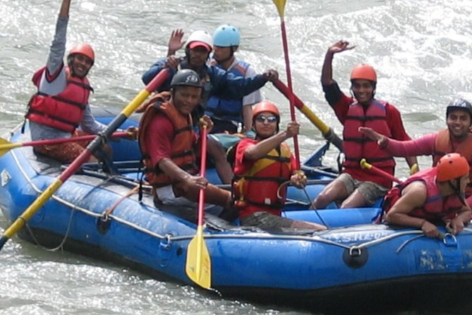 Orchha - All inclusive Betwa River Rafting with Natures Walk