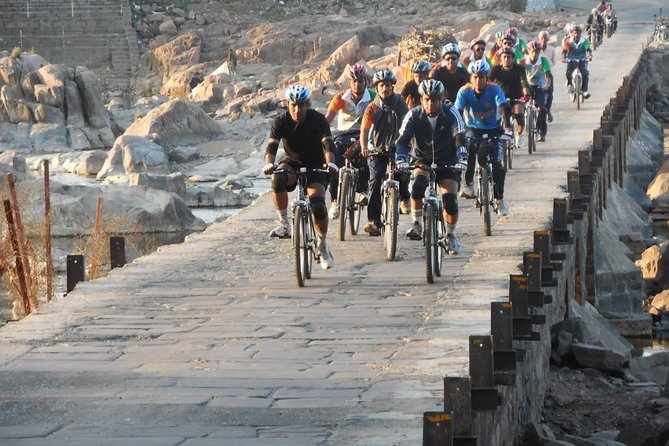 All Inclusive Nature Cycling trail in Orchha