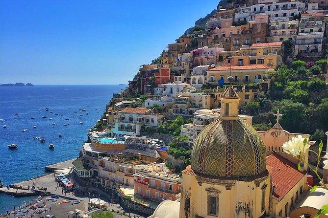 Nerano Positano Amalfi Coast Private Boat Tour