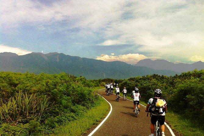 Vijfdaagse fietstoeristentriptocht in Taiwan