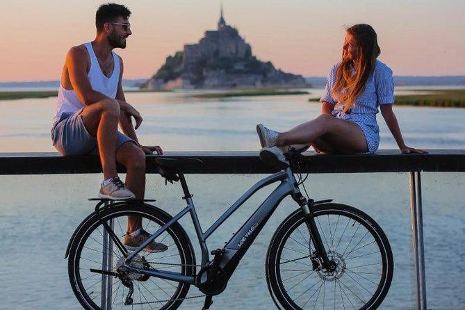 Bike Tour to Le Mont Saint Michel