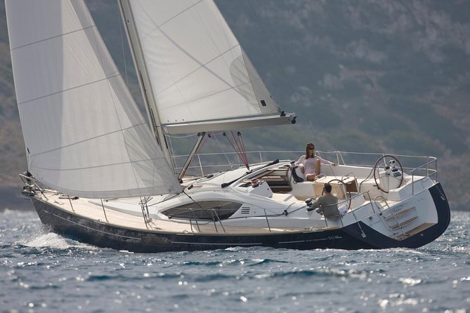 Luxury Sailing Experience Day with Champagne and Lunch or Dinner