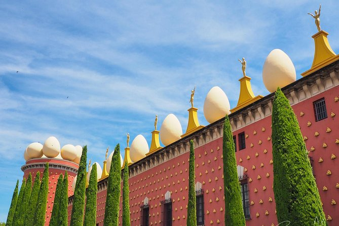 The Dalí Triangle & Cadaqués Day Trip from Girona