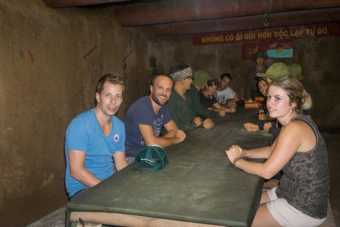 Afternoon Premier Group Tour to Underground Village of Cu Chi Tunnels