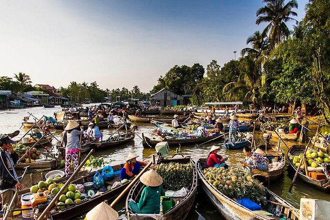 2-Day Cai Rang Floating Market Small Group Tour
