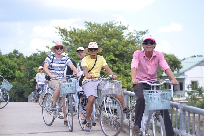 Cai Be: Small Group Tour From Ho Chi Minh City