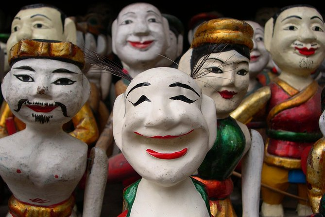 Saigon Evening Tour With Water Puppet Show And Dinner Cruise