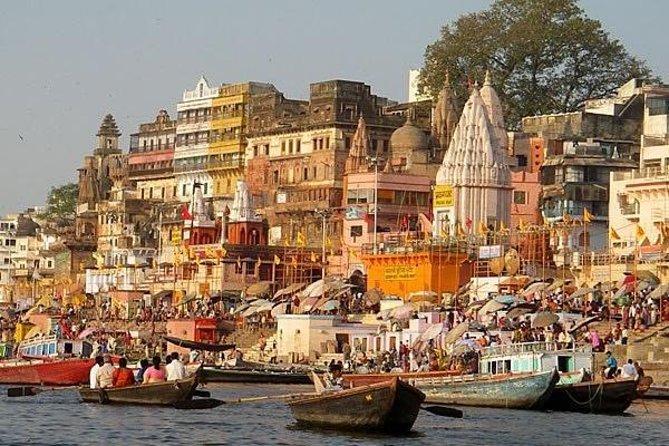 Aperçu de Varanasi à la journée
