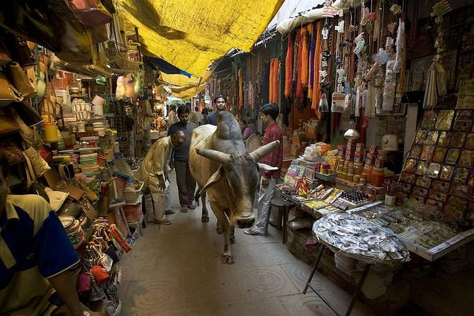 Varanasi Walking Tour