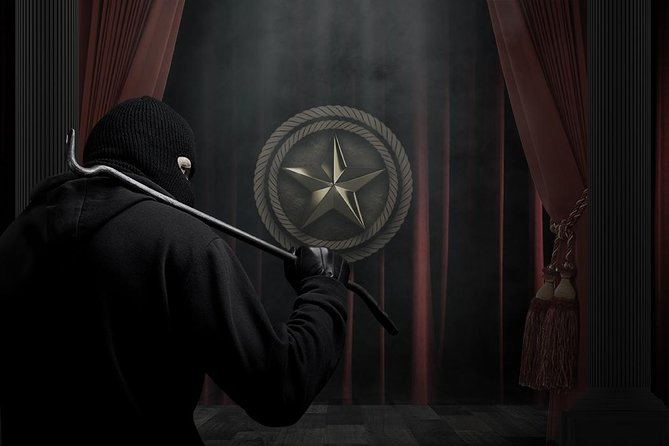 Theft of the Texas Lone Star Escape Room 4