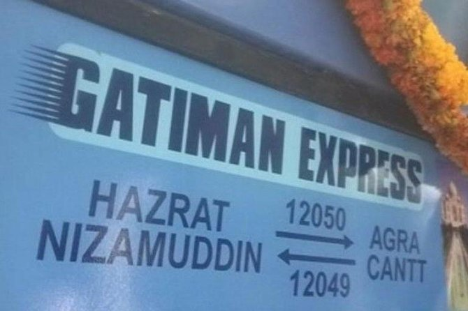 Agra City Tour By Gatimaan Express