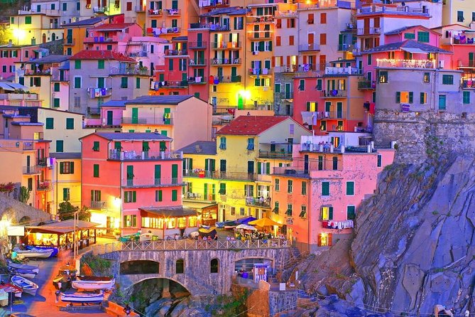 Cinque terre walking holiday self-guided