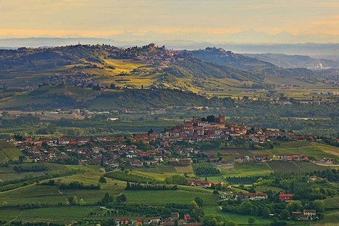 Gourmet holidays on Piedmont hills Self-Drive