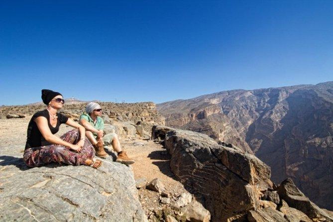 Nizwa and Jebal Shams Grand canyon