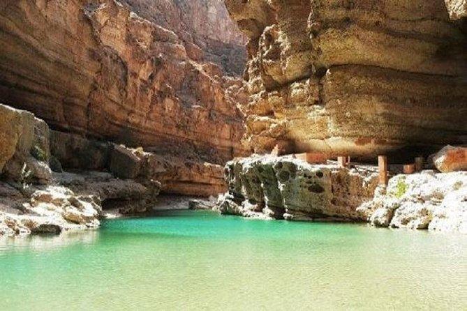 Oman Day tours,Wadi Shab